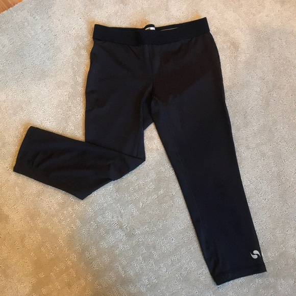 Soffe Pants - Black Leggings
